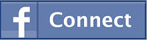Facebook connect logo